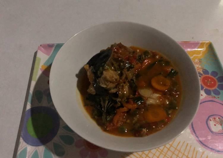 Simple Way to Make Award-winning Catfish sauce