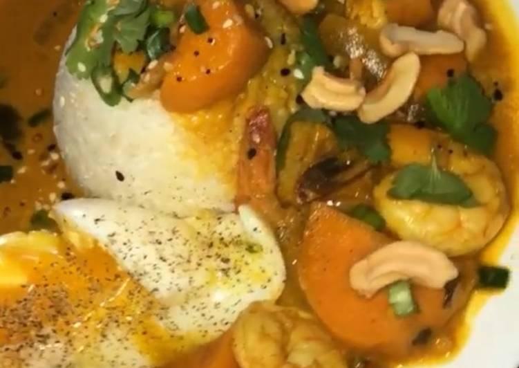 Crockpot Coconut Curry