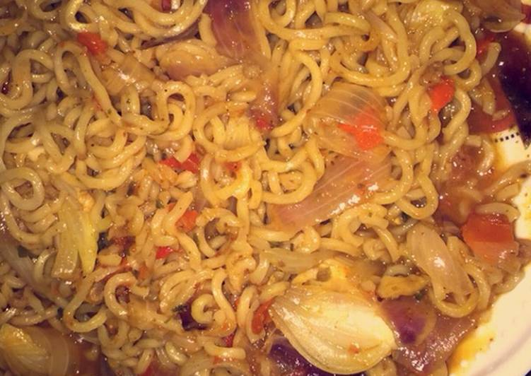 Use Food to Improve Your Mood Relish indomie