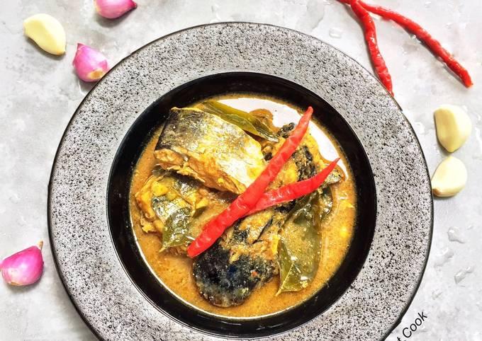 Ikan Gulai (Gule Eungkot Paya) Khas Aceh