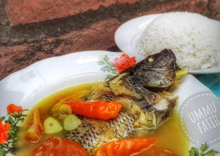 Pindang Serani (Ikan Mujair)