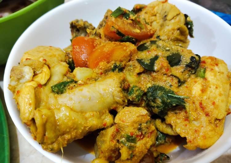 Mengulik Resep Ayam Woku Kemangi Mudah