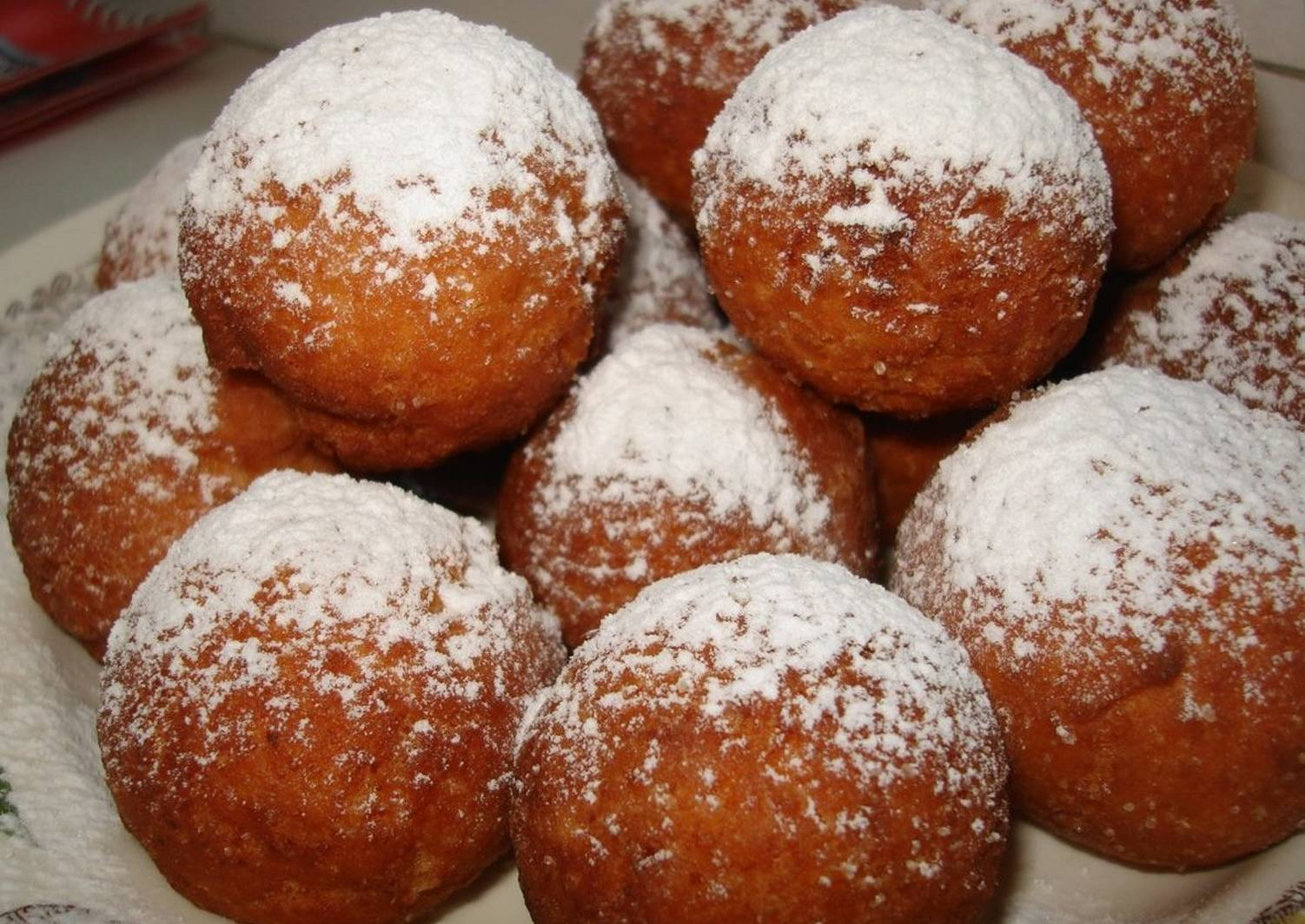 Творожные шарики сладкие рецепт с фото пошагово