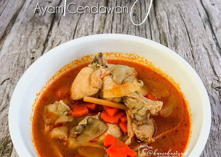 Tomyam Ayam Simple - velavinkabakery.com