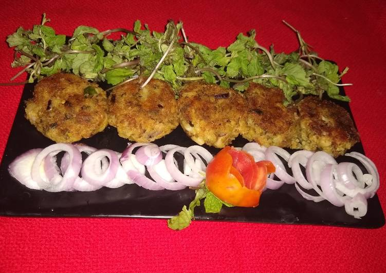 How to Make Quick Green moong dal kabab