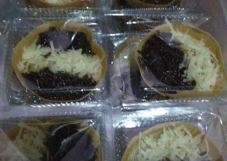 Kue Bandung / Martabak Manis (Terang Bulan)