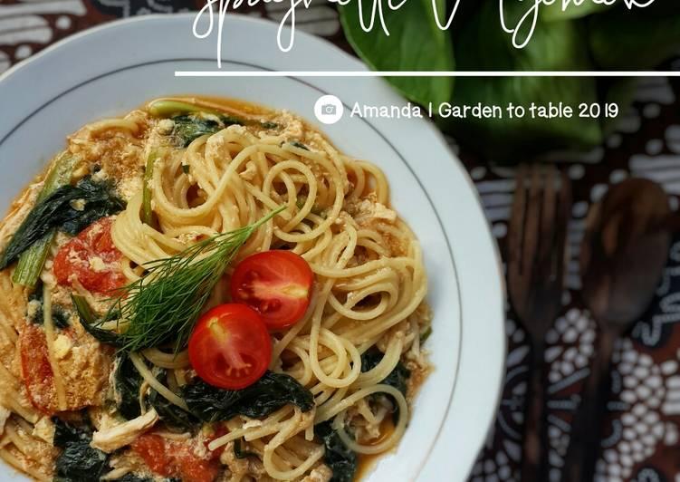 Spaghetti Nyemek