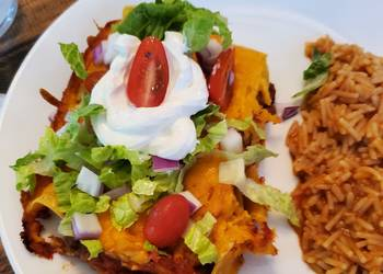 How to Make Perfect Beef Enchiladas