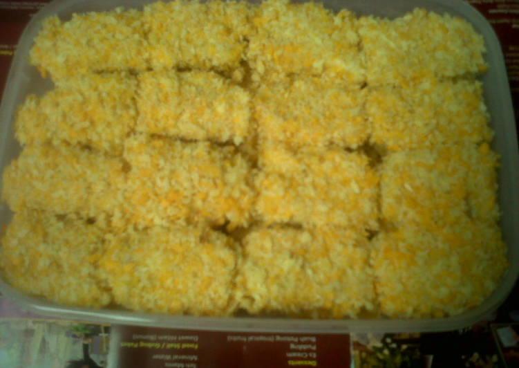 Nugget Ayam versi Panggang