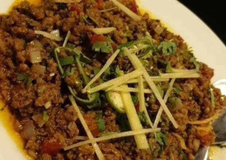 How to Prepare Ultimate Beef Qeema