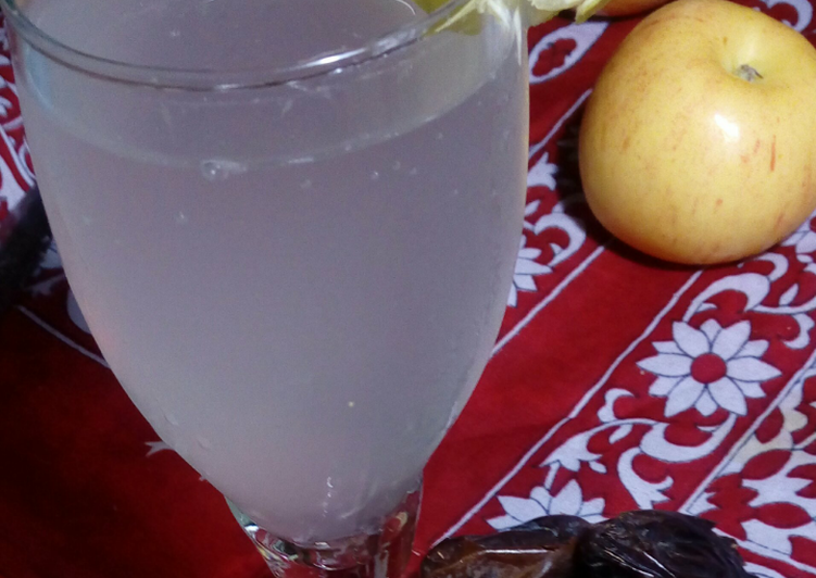 Nimbu Pani (lemonade)