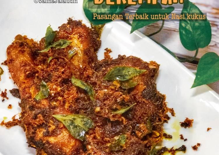 Ayam Goreng Berempah - velavinkabakery.com