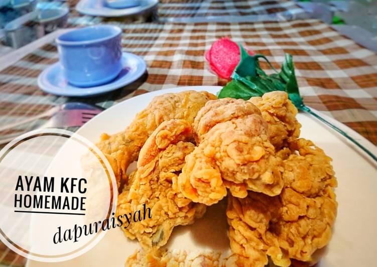 Ayam kfc kw