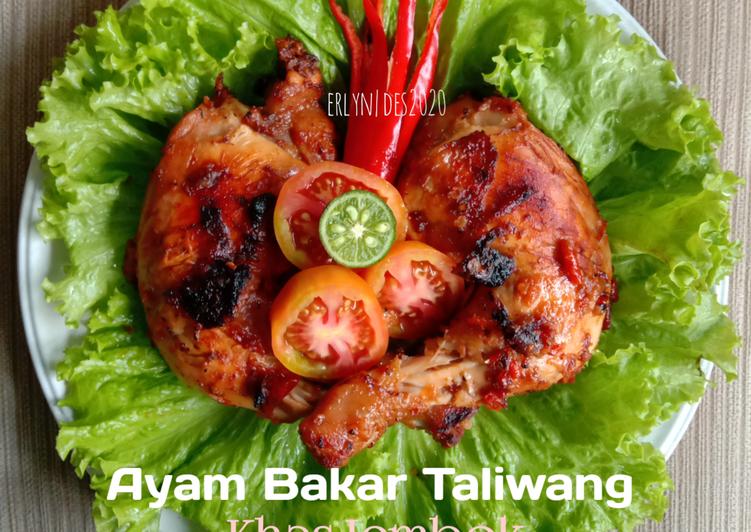 86. Ayam Bakar Taliwang Khas Lombok