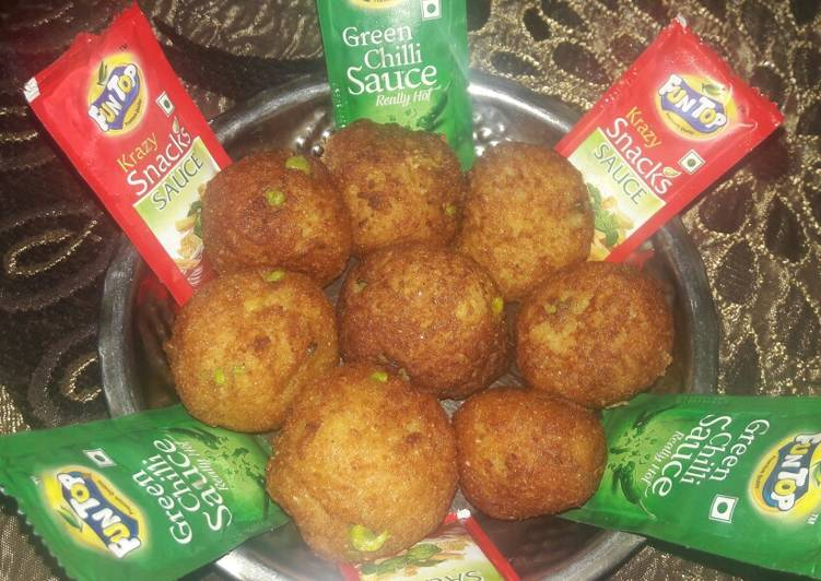Easiest Way to Prepare Favorite Healthy Deep fry Nuggets.(evening tea snacks)