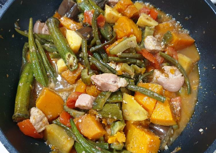 Pinakbet Tagalog Recipe By Icess Cookpad