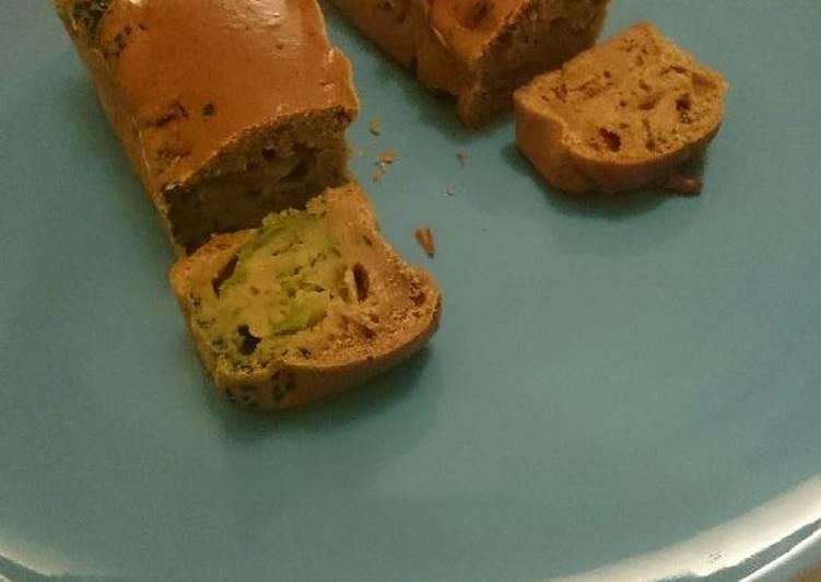 Recette Parfait Mini cakes brocoli curry et carotte cumin