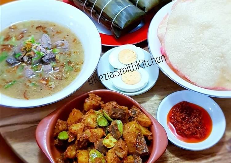 COTO MAKASSAR (Makassar Beef Soup)
