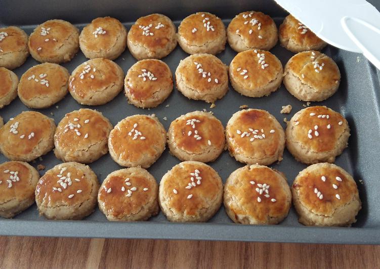 25. Kue kacang #kamismanis #bikinramadanberkesan