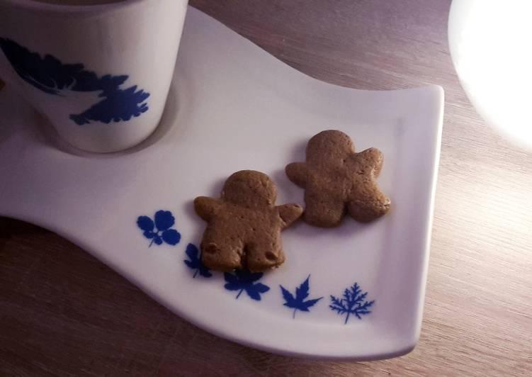 Easiest Way to Prepare Delicious Matcha Green tea cookies