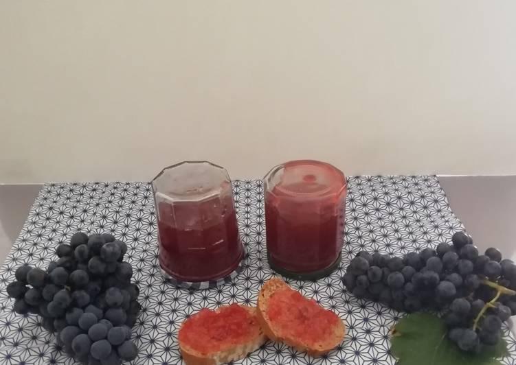 Gelée de raisin