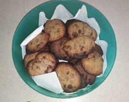 Galletas Cookies caseras