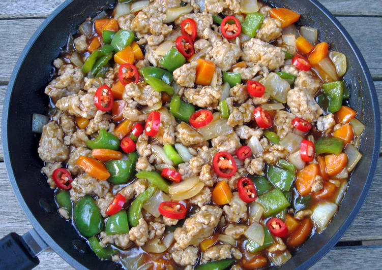 Dining 14 Superfoods Is A Superb Way To Go Green For Better Health Sweet & Sour Pork Mince