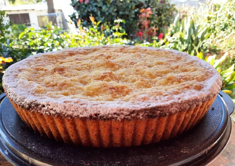 tarta de manzana 1 kilo de manzanas