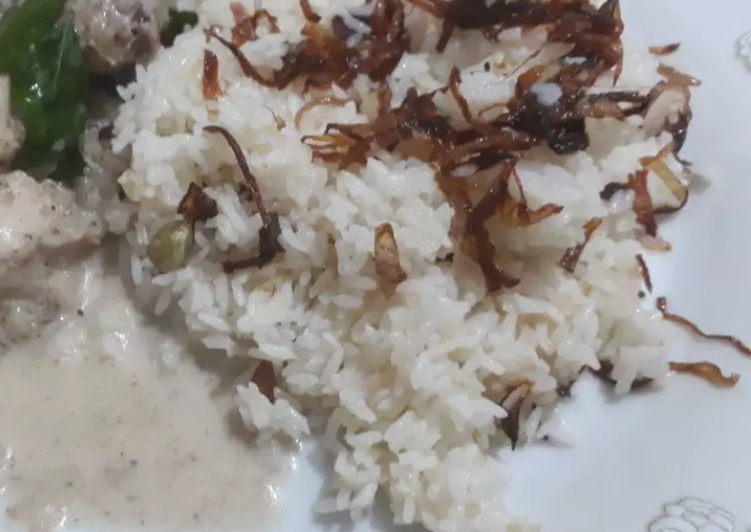 Step-by-Step Guide to Prepare Ultimate Easy Ghee rice