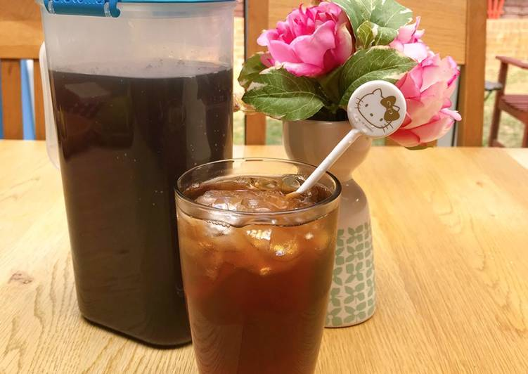 Turn to Food to Improve Your Mood Cassia seed black tea