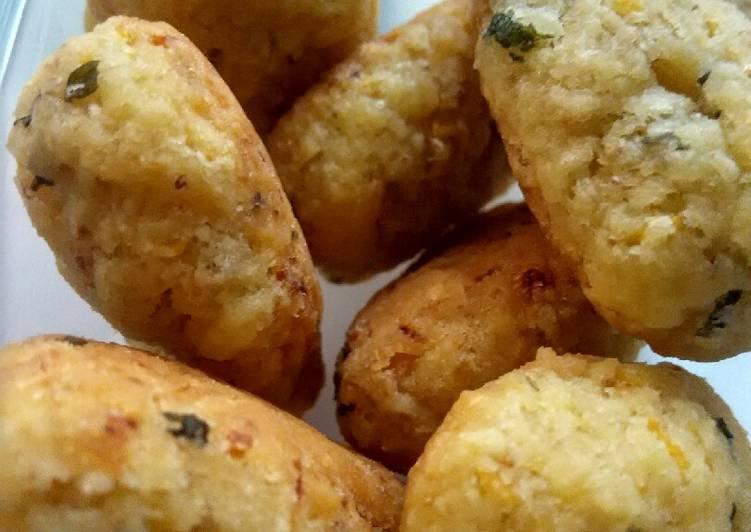 Day. 109 Cookies Ayam Sayur (9 month+)