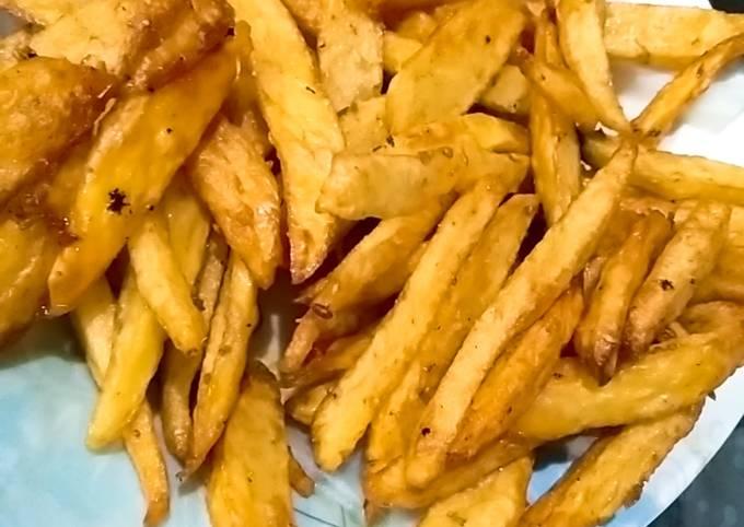 Masala french fries