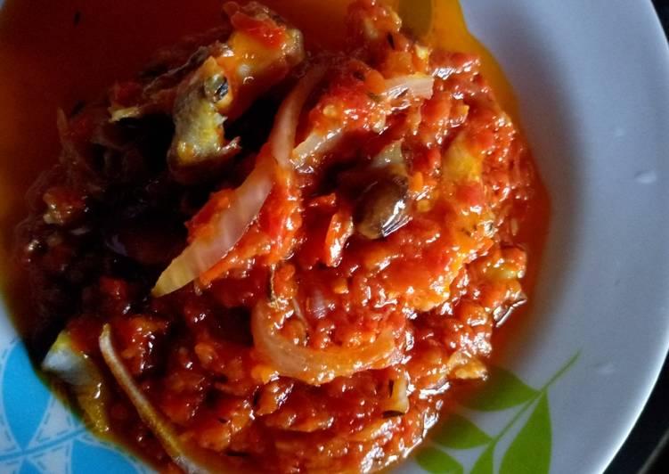 Recipe of Homemade Fish sauce 😋