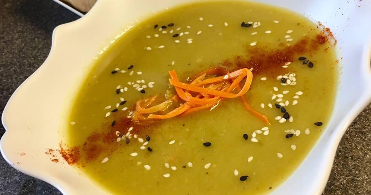 постный гороховый суп пошаговый рецепт с фото своих