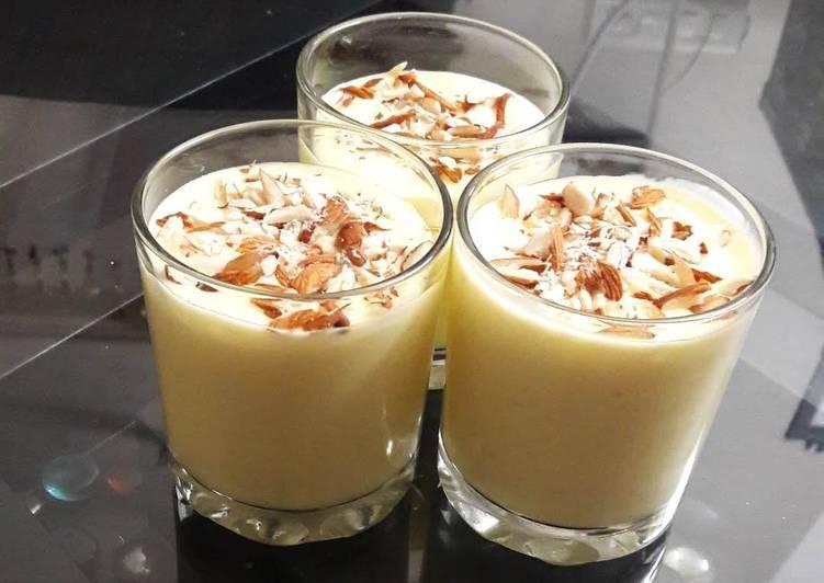 25 Minute Simple Way to Make Favorite Mango Lassi