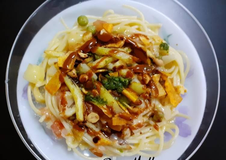 Get Breakfast of Spaghetti Khowsuey