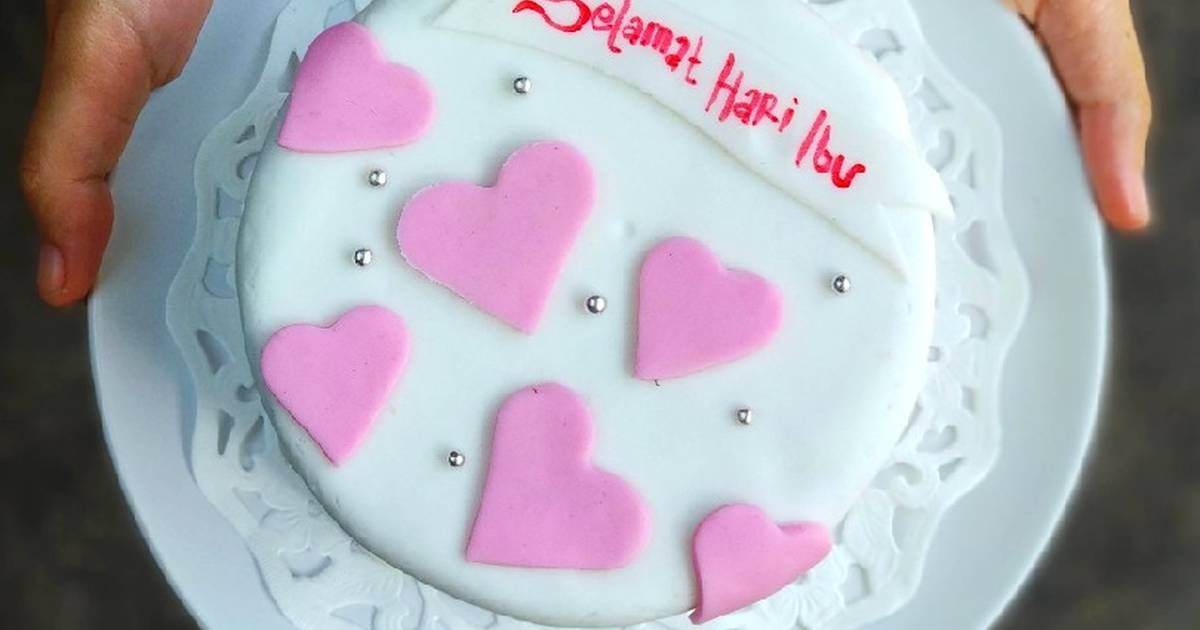 Resep Kue Tart Untuk Ibu Basecake Ketan Hitam Oleh Mrs Kori Cookpad