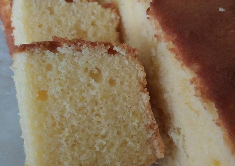 Milky Barter Cake
