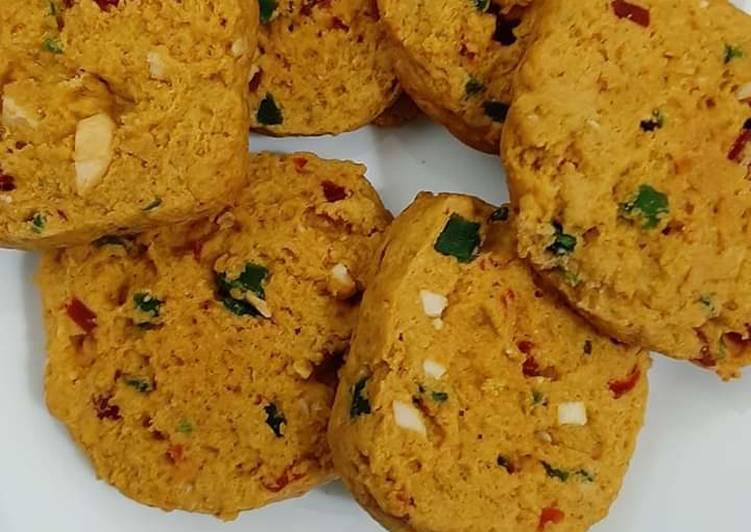 Recipe of Perfect Tutti Frutti Karachi Cookie