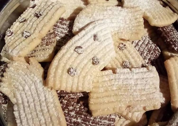 Ricetta Biscotti con pastamaker