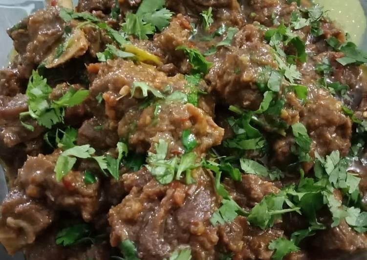 What is Dinner Ideas Favorite Shinwari Mutton Karahi