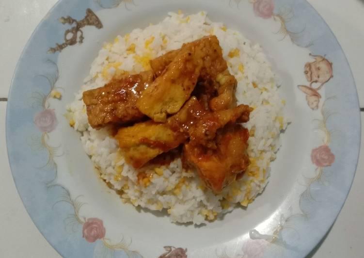 12. Ayam bumbu rujak