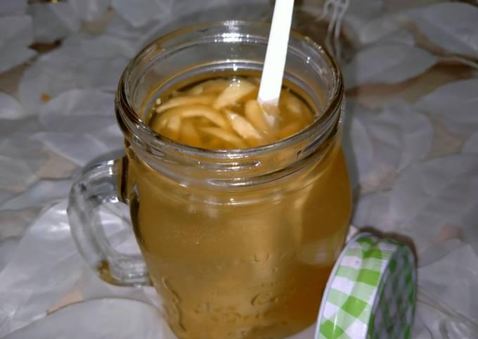 Bagaimana Membuat Es Blewah Ala Stefani Horison MasterChef Indonesia