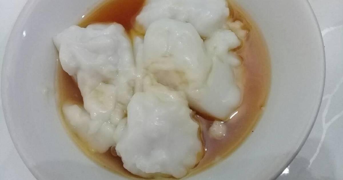 Resep Bubur Sumsum Tepung Maizena Oleh Puspita Wtps Cookpad