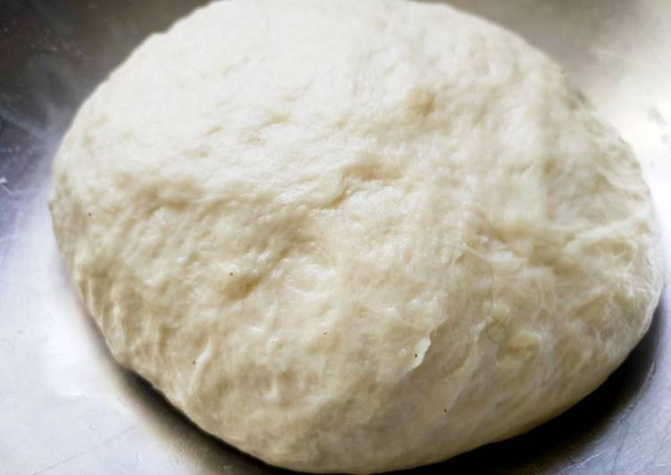The Best Soft and Chewy Dinner Easy Royal Perfect Pizza dough with correct measurements !