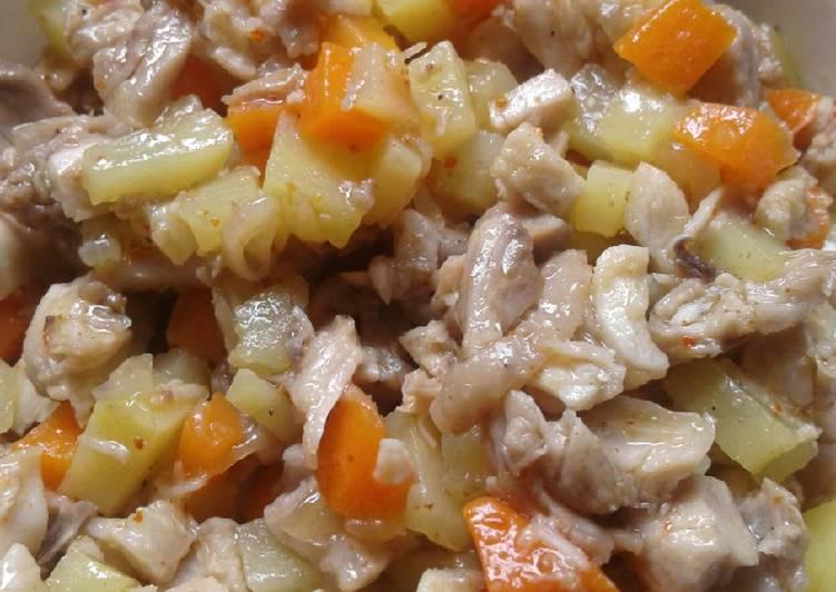 Isian Karipap Pusing/ Pastel/ Panada/ Roti Goreng dll
