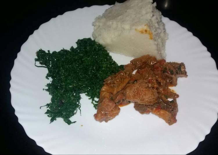 Recipe of Any-night-of-the-week Matumbo wet Fry