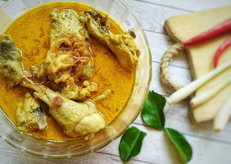 Kare Ayam Jawa Timur - cookandrecipe.com