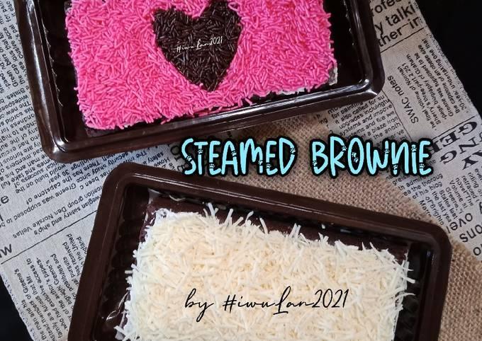 Steamed Brownie