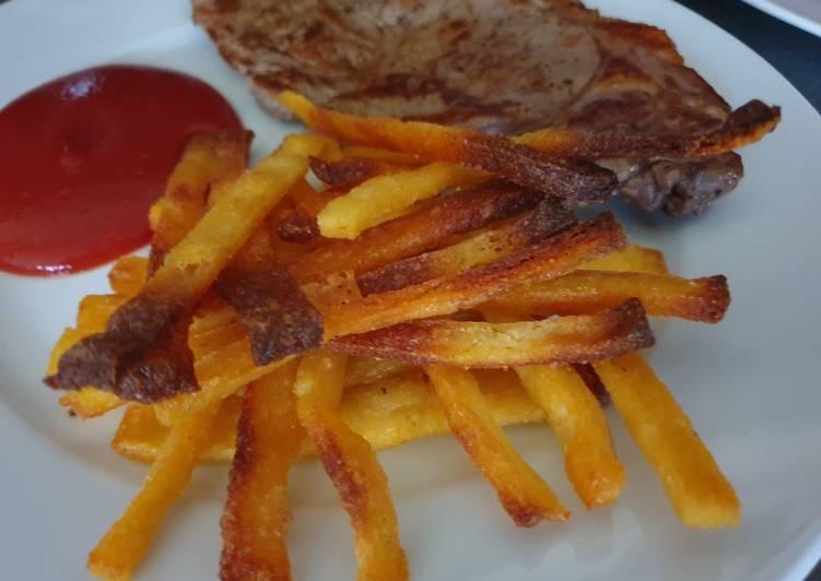 Simple Way to Make Favorite Polenta Chips